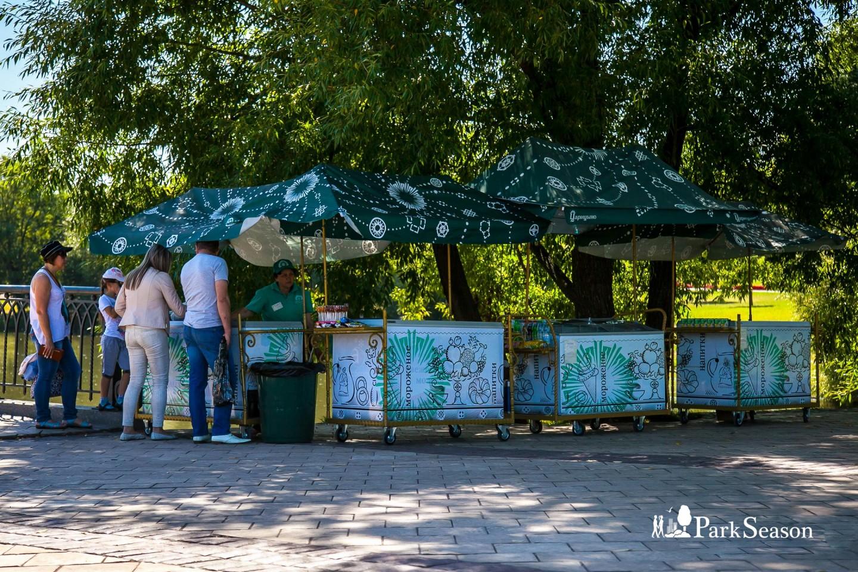 Мороженое, Музей-заповедник «Царицыно», Москва — ParkSeason