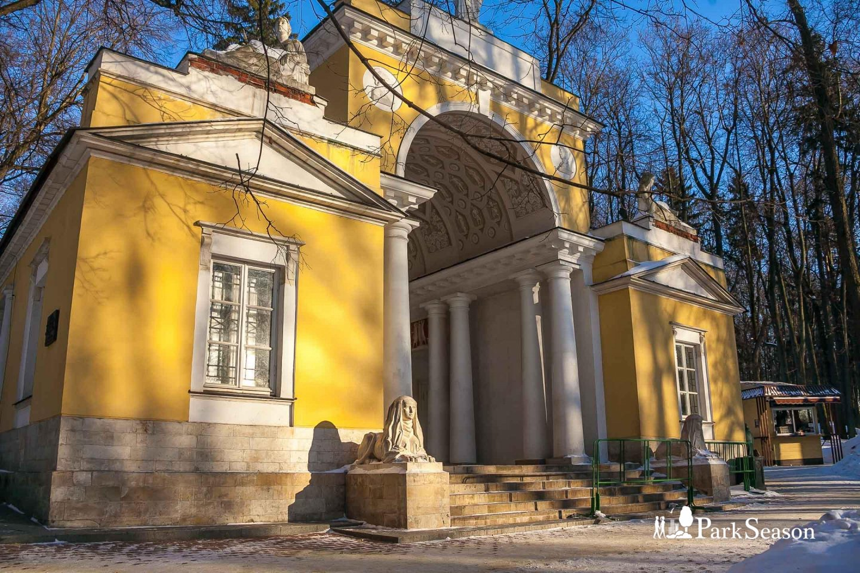 Павильон «Миловида», Музей-заповедник «Царицыно», Москва — ParkSeason