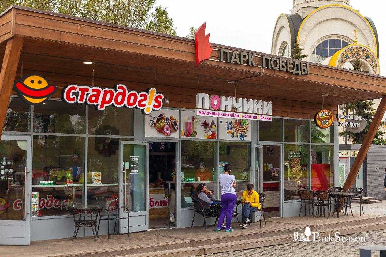 Кафе Sweet Chicken, Парк Победы на Поклонной горе, Москва — ParkSeason