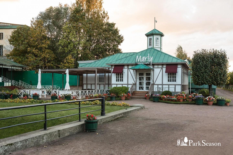 Гранд-кафе Marly — ParkSeason