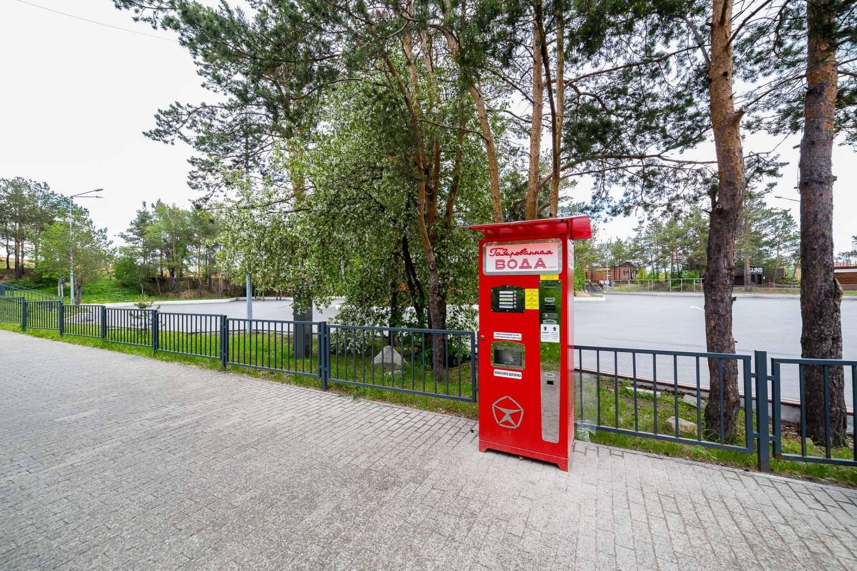 Автоматы напитки и еда — ParkSeason