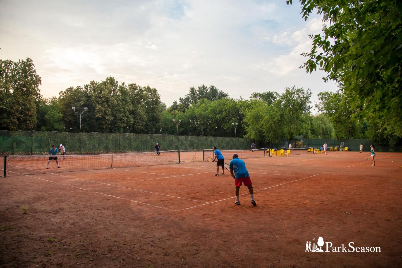 Теннисные корты — ParkSeason