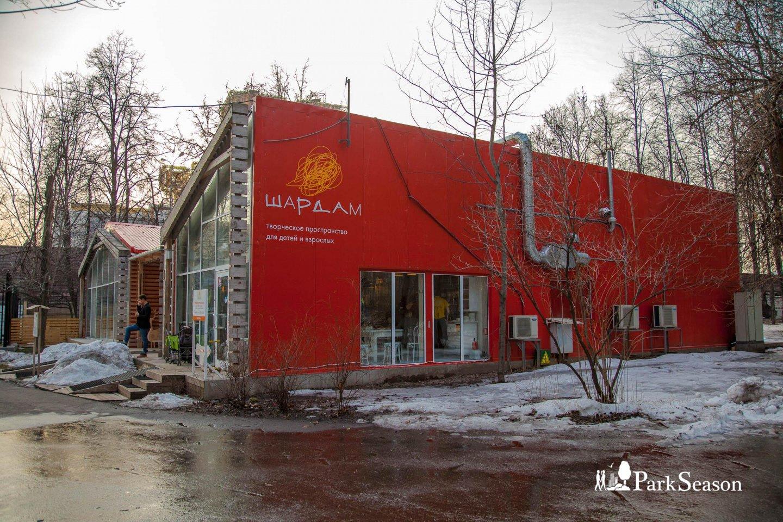 Проект «Шардам», Нескучный сад, Москва — ParkSeason
