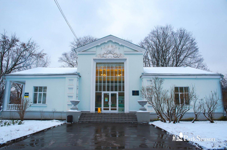 Дворец бракосочетаний, ВДНХ, Москва — ParkSeason