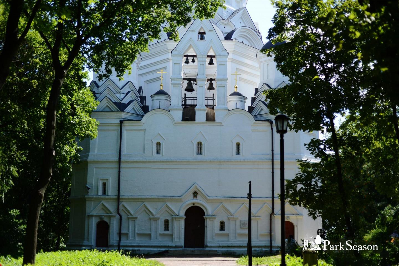 Храм Усекновения главы Иоанна Предтечи, Усадьба «Коломенское», Москва — ParkSeason