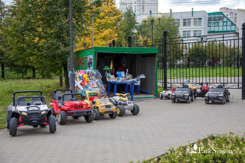 Детские игрушки (убрать) — ParkSeason