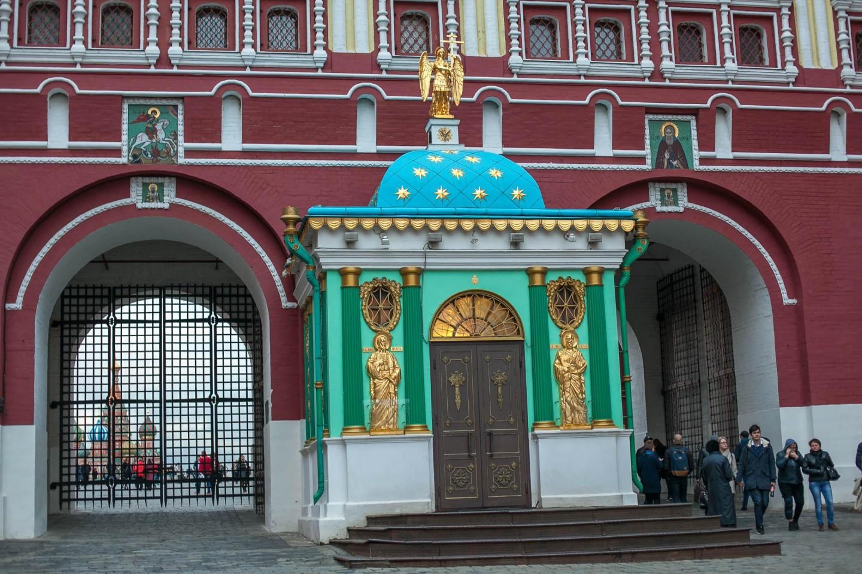 Воскресенские (Иверские) ворота Китай-города — ParkSeason