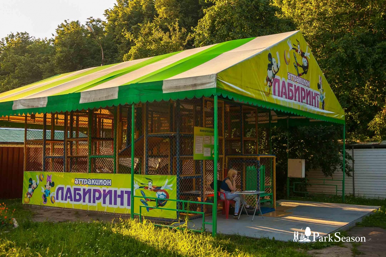 Парк аттракционов — ParkSeason