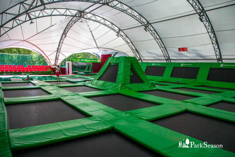 Батутная арена Just jump!, Парк «Сокольники», Москва — ParkSeason