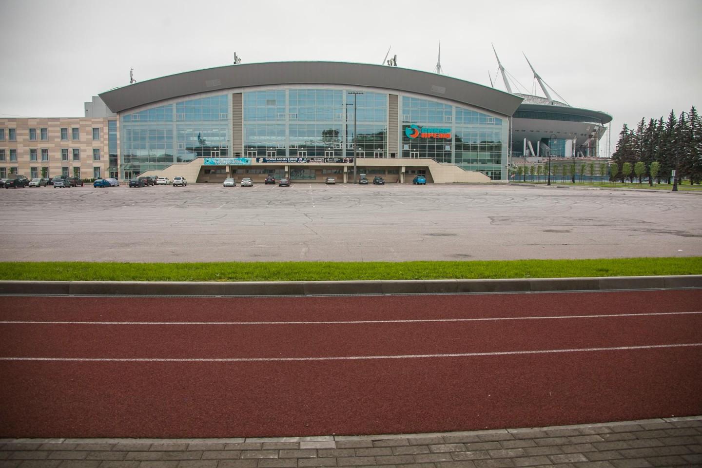 «Сибур Арена» — ParkSeason