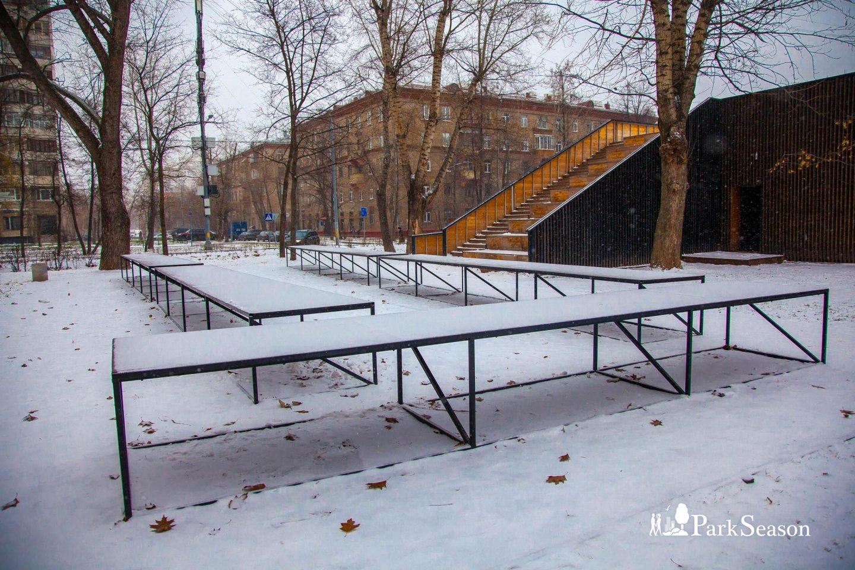 Зона мастер-классов, Гончаровский парк, Москва — ParkSeason