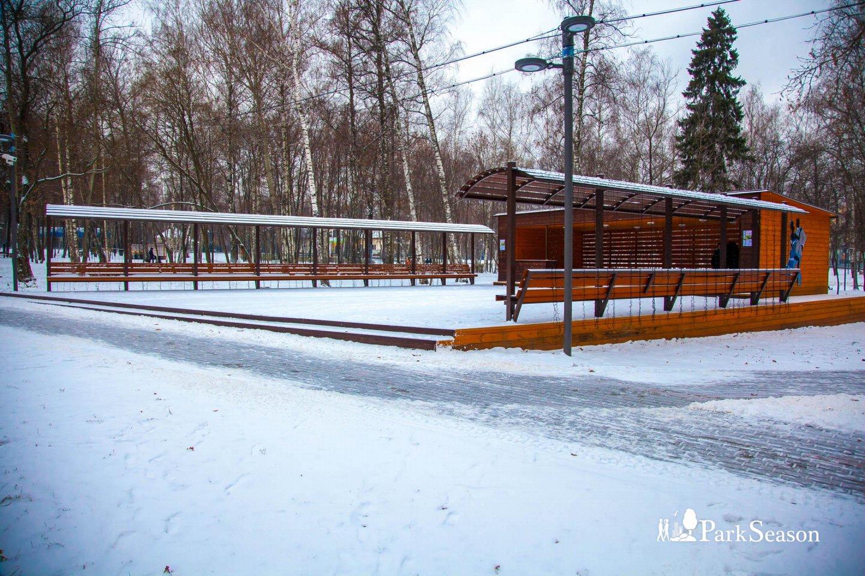 Площадка для проведения мероприятий, Лианозовский парк, Москва — ParkSeason