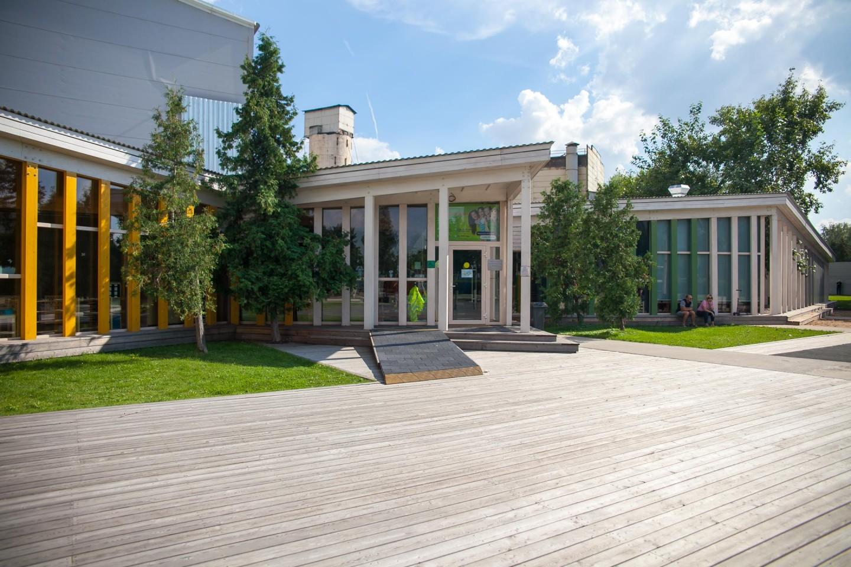 Первая международная школа, «Музеон», Москва — ParkSeason