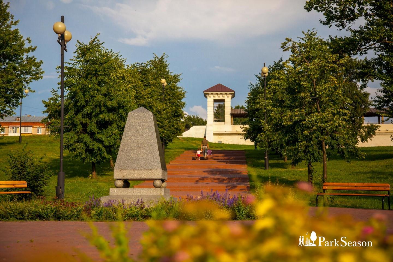 Камень в честь Московского водопровода — ParkSeason
