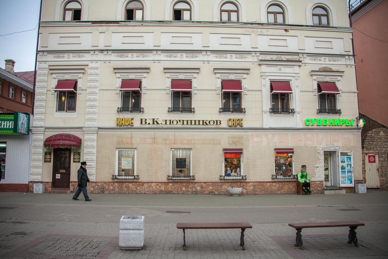 Кафе «В.Ключников» — ParkSeason