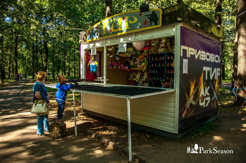 Призовой тир, Парк имени Льва Толстого (Химки), Москва — ParkSeason