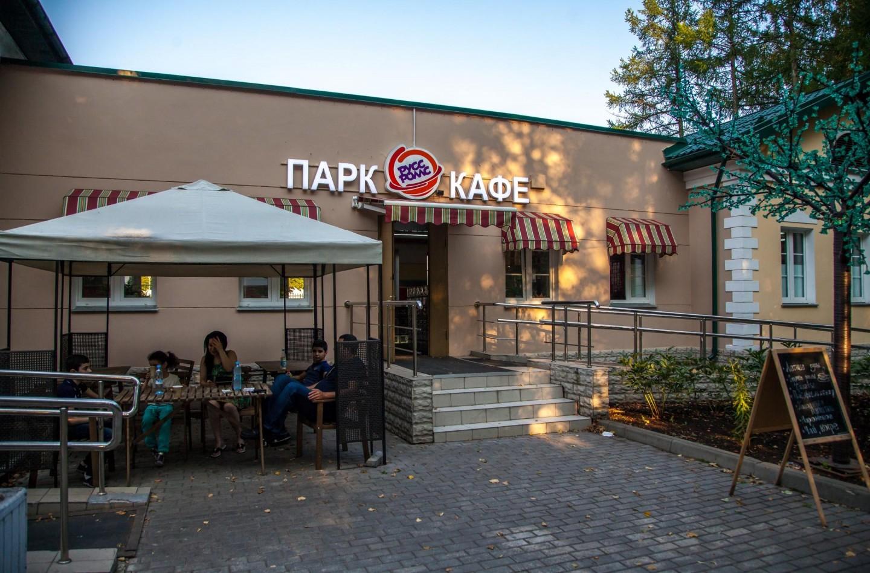 Кафе «РуссРоллс», Парк «Измайловский», Москва — ParkSeason