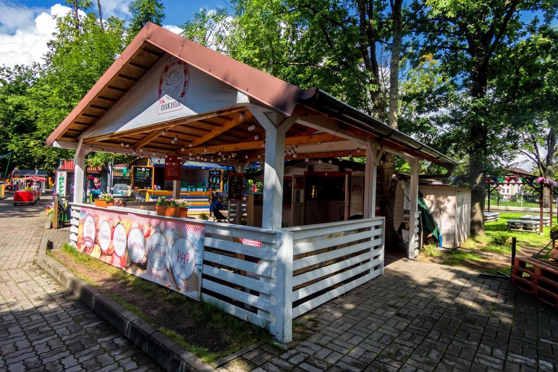 Уличное кафе «Пикник» — ParkSeason