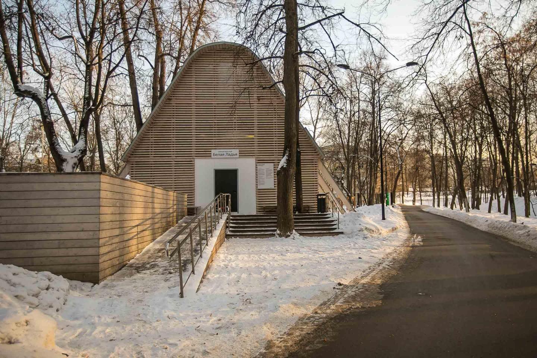 Шахматный клуб «Белая ладья», Нескучный сад, Москва — ParkSeason