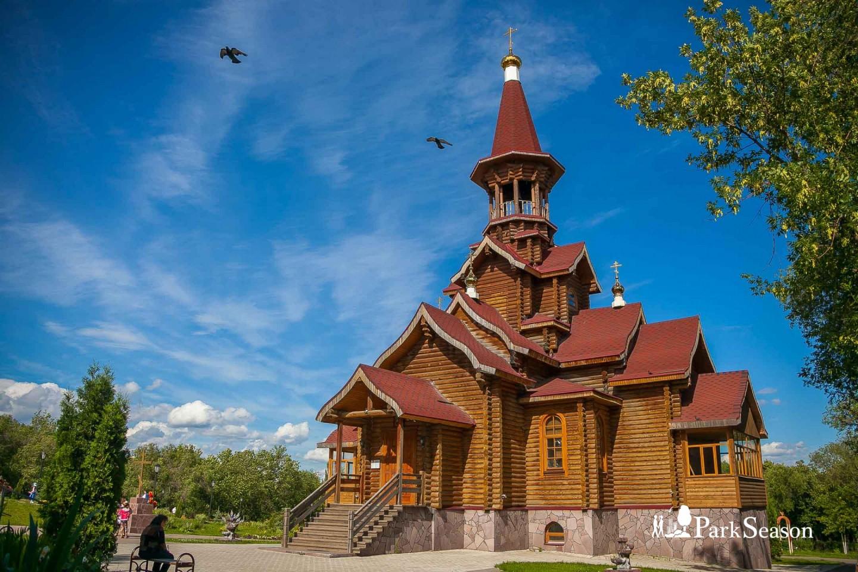 Храм в честь Успения Божией Матери — ParkSeason