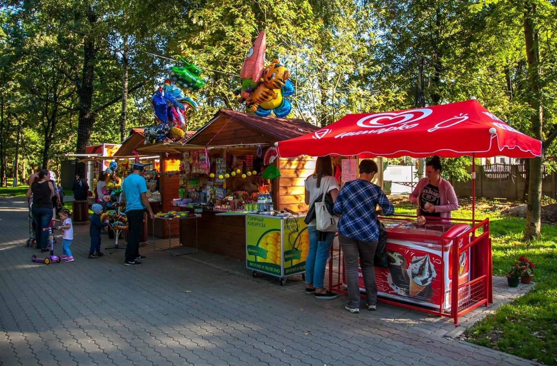 Мороженое, Парк имени Льва Толстого (Химки), Москва — ParkSeason