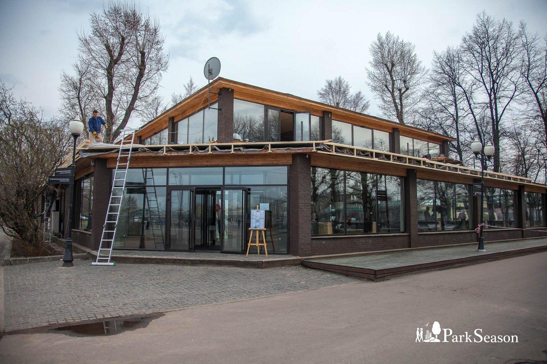 Ресторан «Тётя-Мотя» (закрыт до мая 2019) — ParkSeason