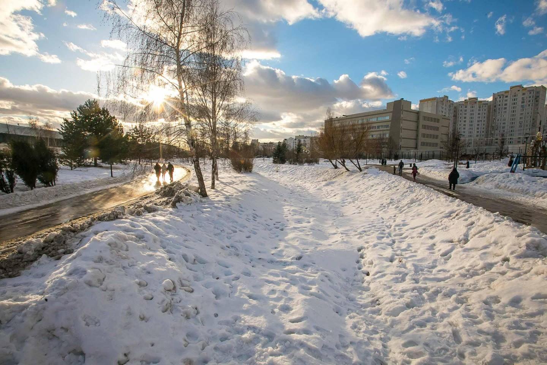 Река Корюшка, Детский ландшафтный парк «Южное Бутово», Москва — ParkSeason