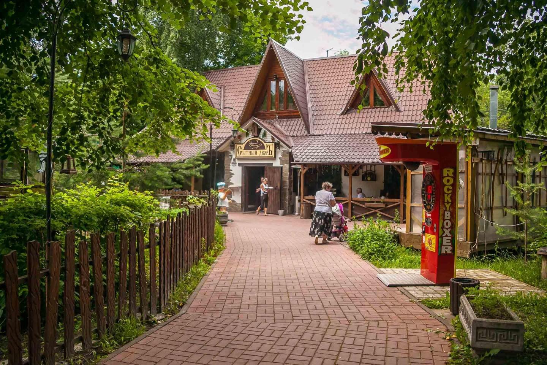 Кафе «Сытный двор» — ParkSeason