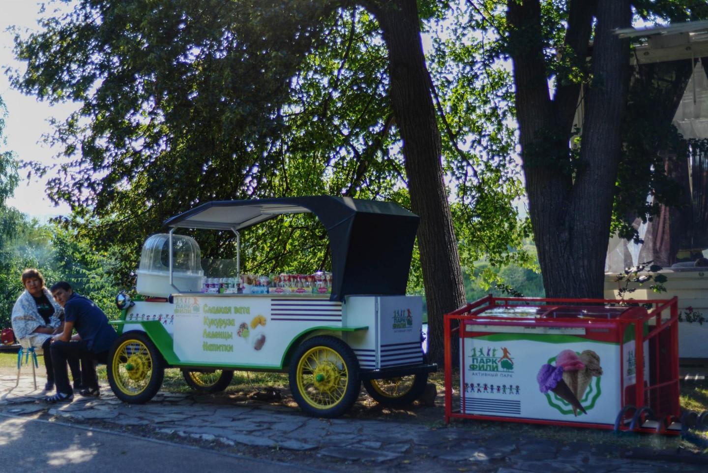 Горячая кукуруза, Парк «Фили», Москва — ParkSeason