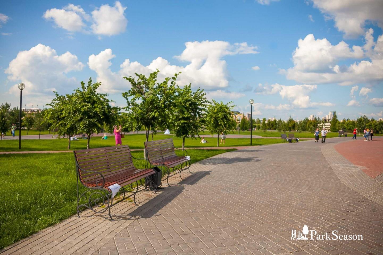 Парк земледельцев — ParkSeason