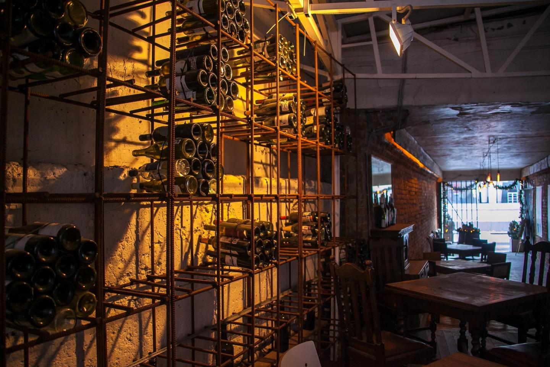Ресторан Primitivo — ParkSeason