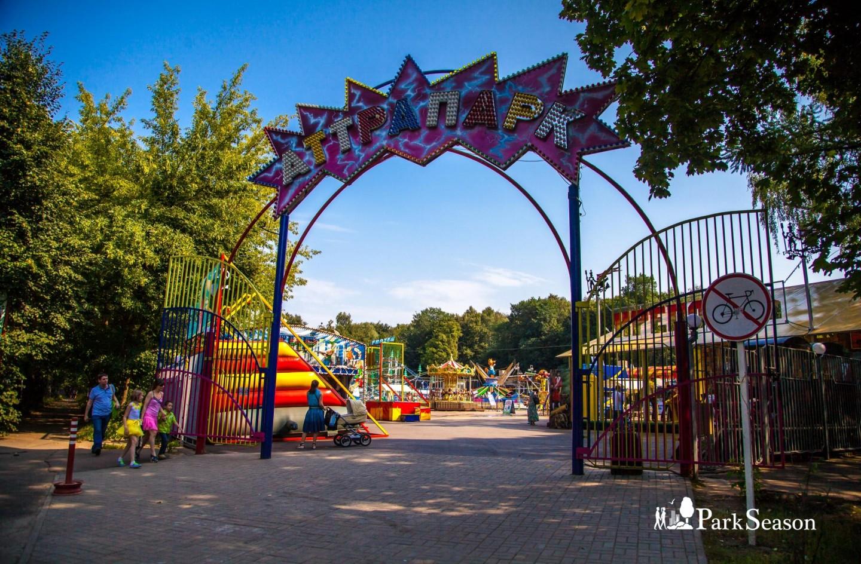Аттрапарк (закрыт до весны 2019) — ParkSeason