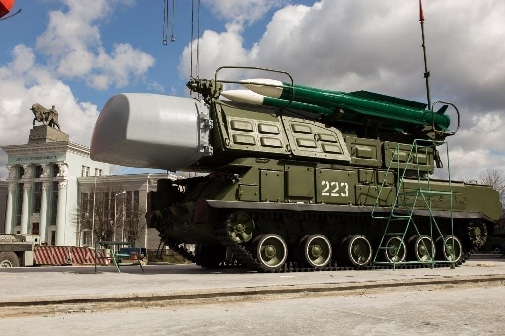 Выставка военной техники, ВДНХ, Москва — ParkSeason