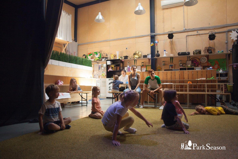 Театр «Домик Фанни Белл», Сад им. Баумана, Москва — ParkSeason
