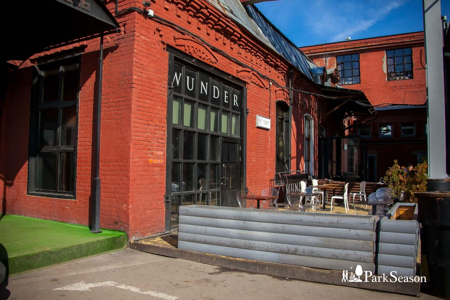 Wunder Bar — ParkSeason