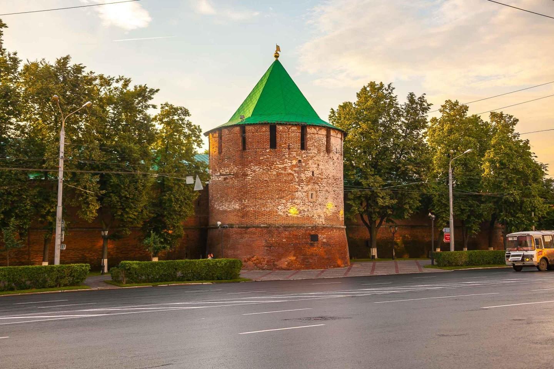 Пороховая башня — ParkSeason