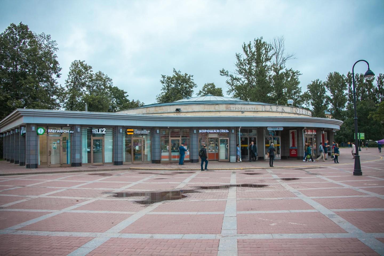 Станция метро «Парк Победы» — ParkSeason
