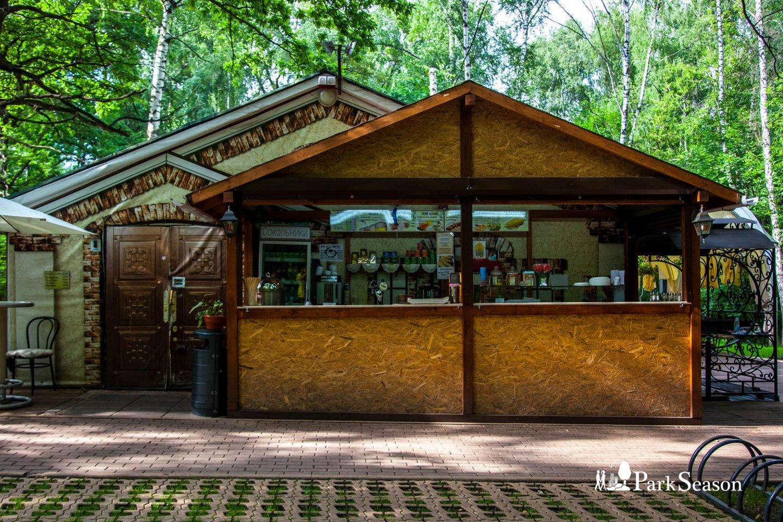 Кафе «Дубки», Парк «Сокольники», Москва — ParkSeason
