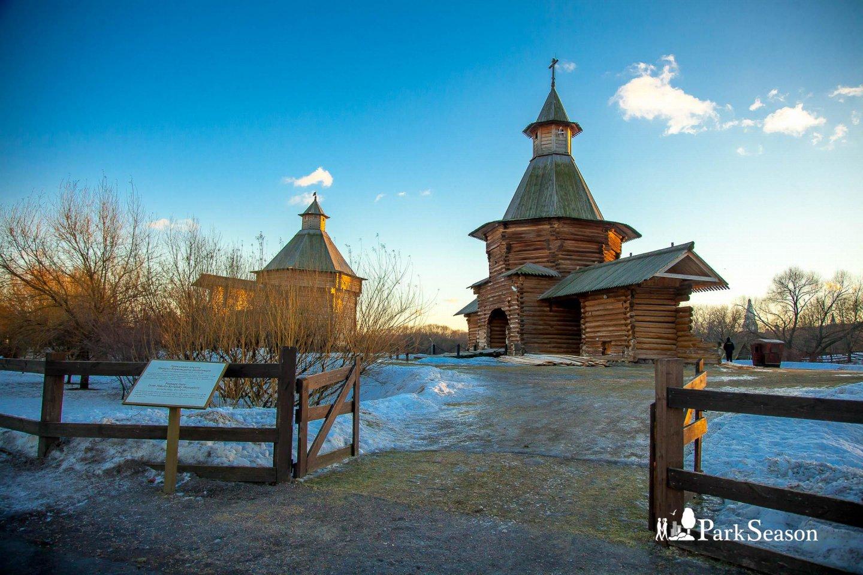 Проездные ворота Николо-Корельского монастыря, Усадьба «Коломенское», Москва — ParkSeason