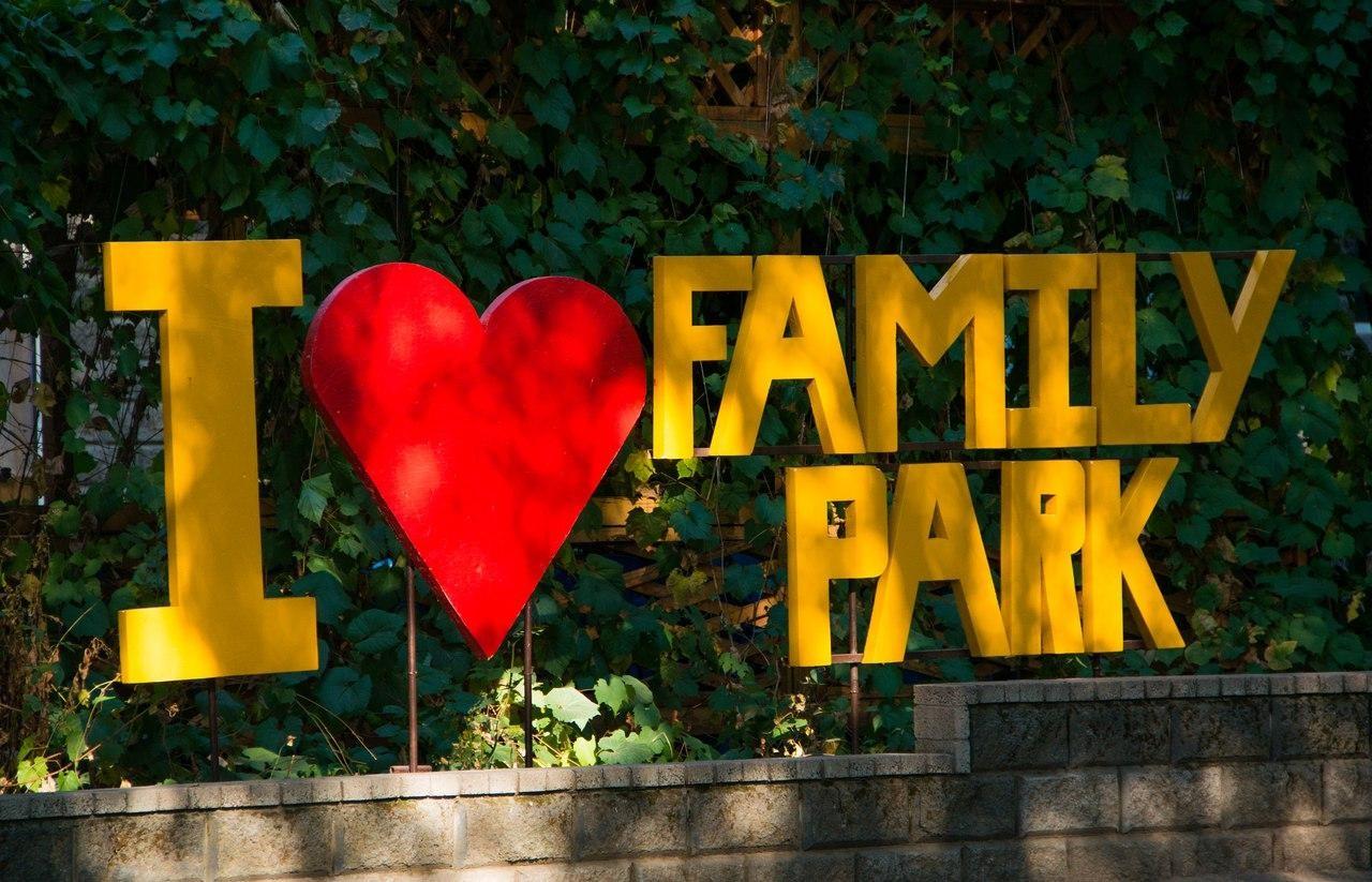 I love Family — ParkSeason