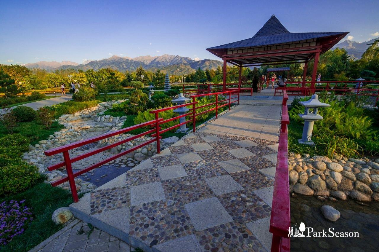 Японский сад — ParkSeason