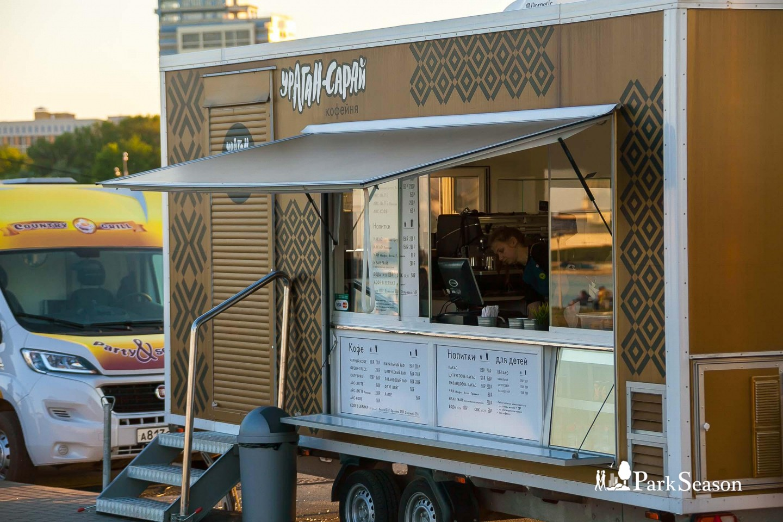 Кафе «Ураган Сарай» — ParkSeason