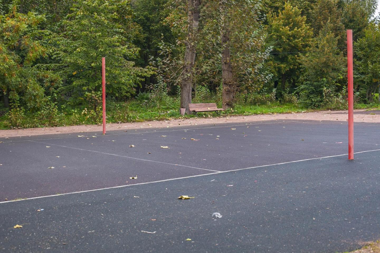 Волейбольная площадка, Парк «Измайловский», Москва — ParkSeason