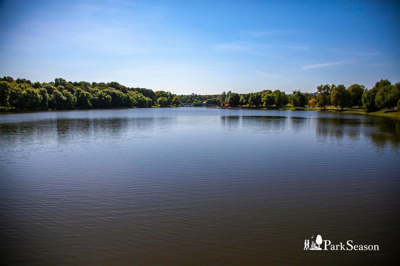Нижний Царицынский пруд, Музей-заповедник «Царицыно», Москва — ParkSeason