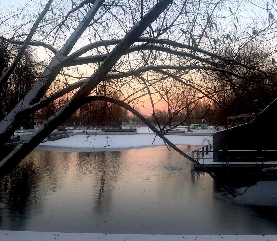 Ресторан «Лебединое озеро», Парк Горького, Москва — ParkSeason