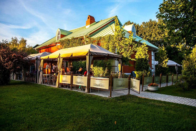 Кафе «Церера» , Музей-заповедник «Царицыно», Москва — ParkSeason