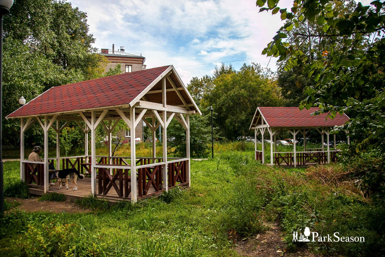 Беседки, Парк «Березовая роща», Москва — ParkSeason