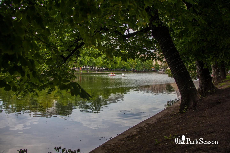 Чистые пруды, Чистые пруды, Москва — ParkSeason