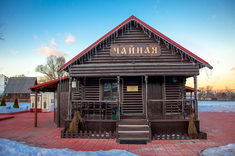 Кафе «Чайная», Усадьба «Коломенское», Москва — ParkSeason