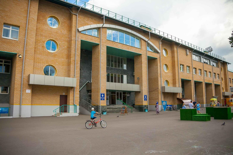 Стадион «Трудовые резервы» — ParkSeason
